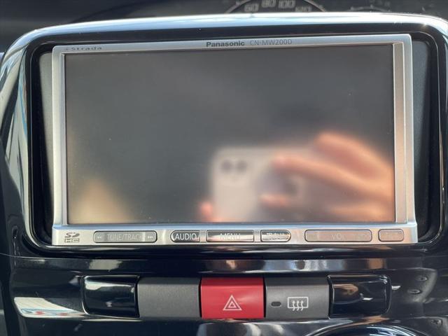 X 1年保証付 メモリーナビ パワースライドドア HIDヘッドライト スマートキー オートエアコン フォグランプ 純正アルミホイール ベンチシート(29枚目)