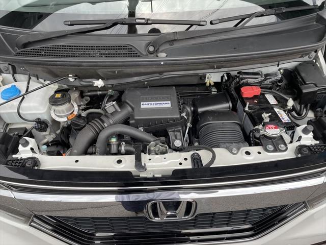 G・Lターボホンダセンシング 1年保証付 両側パワースライドドア 衝突軽減ブレーキ レーダークルーズコントロール レーンキープアシスト LEDヘッドライト オートライト 純正15インチアルミホイール フォグランプ(35枚目)