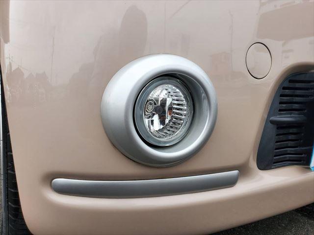 ココアX 1年保証付 純正メモリーナビ フルセグ Bluetooth DVD再生 スマートキー フォグランプ オートエアコン ABS プライバシーガラス(13枚目)