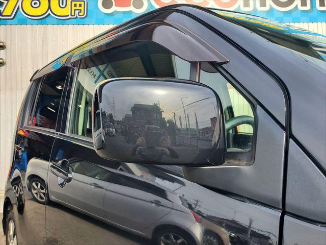 X スマートキー プッシュスタート HID フォグランプ 純正アルミ プライバシーガラス ABS 社外オーディオ(13枚目)