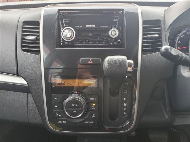 X スマートキー プッシュスタート HID フォグランプ 純正アルミ プライバシーガラス ABS 社外オーディオ(28枚目)