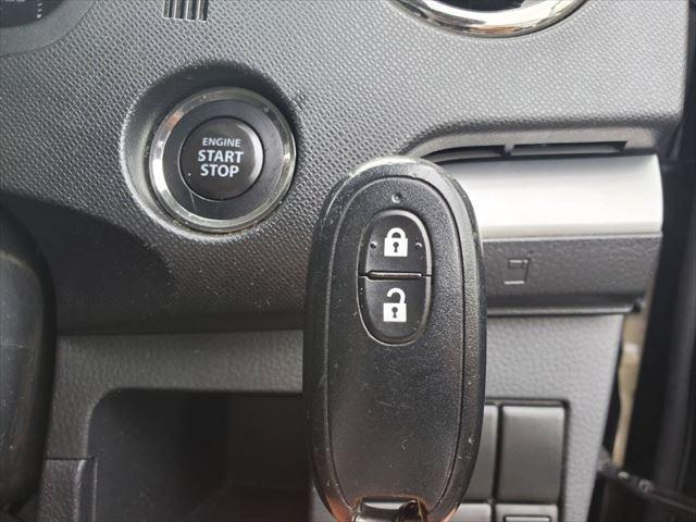 X スマートキー プッシュスタート HID フォグランプ 純正アルミ プライバシーガラス ABS 社外オーディオ(33枚目)
