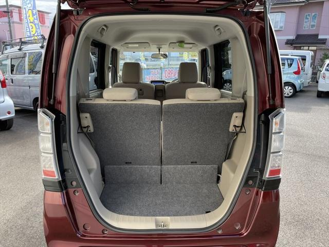 G 1年保証付 メモリーナビ フルセグTV スマートキー プッシュスタート 両側スライドドア プライバシーガラス ABS ESC(18枚目)