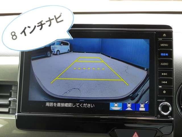 L・ターボホンダセンシング 無料保証付 当社元試乗車 純正8インチナビ ETC バックカメラ LEDヘッドライト ドラレコ クルーズコントロール シートヒーター サイドカーテンエアバック フルセグTV DVD再生可 キーレス(9枚目)