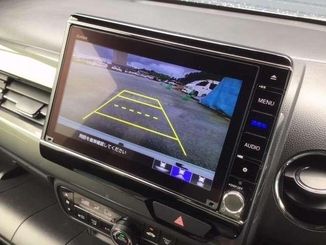 L・ターボホンダセンシング 8インチインターナビ ETC Bluetooth接続 フルセグTV DVD再生 バックカメラ 急速充電USB ドライブレコーダー シートヒーター LEDヘッドライト 純正アルミ 2年間無料保証付(10枚目)