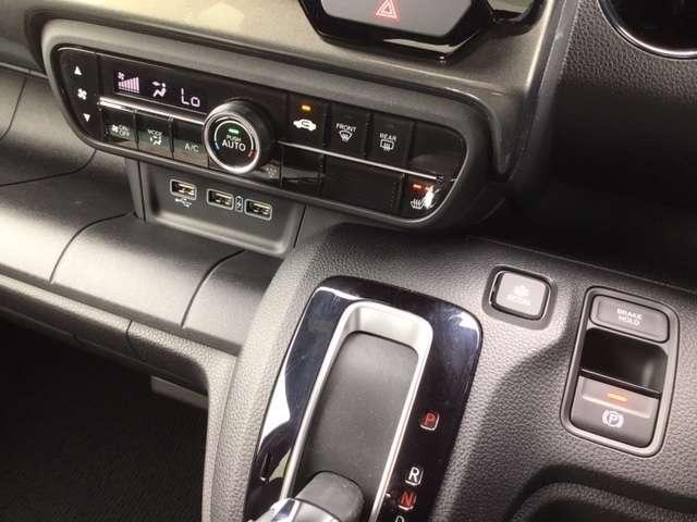 L・ターボホンダセンシング 8インチインターナビ ETC Bluetooth接続 フルセグTV DVD再生 バックカメラ 急速充電USB ドライブレコーダー シートヒーター LEDヘッドライト 純正アルミ 2年間無料保証付(11枚目)