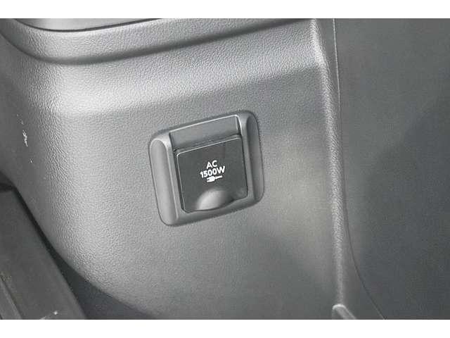 Gプラスパッケージ AC100V電源(1500W)・スマホ連携ナビ クルコン LEDヘッド フルセグTV メモリーナビ 4WD ETC シートヒーター 電動リアゲート アラウンドモニター サポカー バックカメラ ナビTV(5枚目)