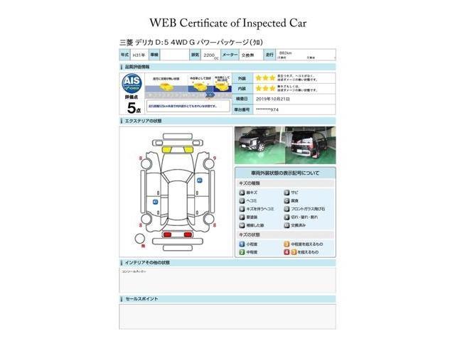 2.2 G パワーパッケージ ディーゼルターボ 4WD(2枚目)