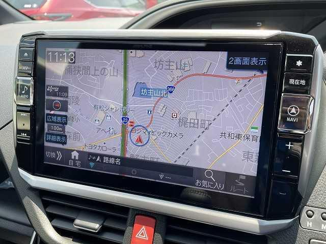 ZS 煌III 新車未登録 両側電動パワースライドドア 16インチアルミ クリアランスソナー スマートキー(3枚目)