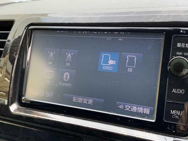 スーパーGL ダークプライム 純正SDナビ フルセグ バックカメラ Wエアバック ハーフレザー&アルカンターラ ウッド調コンビハンドル&パネル モデリスタフロントリップ 4WD(9枚目)