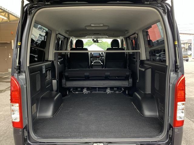スーパーGL ダークプライム 純正SDナビ フルセグ バックカメラ Wエアバック ハーフレザー&アルカンターラ ウッド調コンビハンドル&パネル モデリスタフロントリップ 4WD(27枚目)