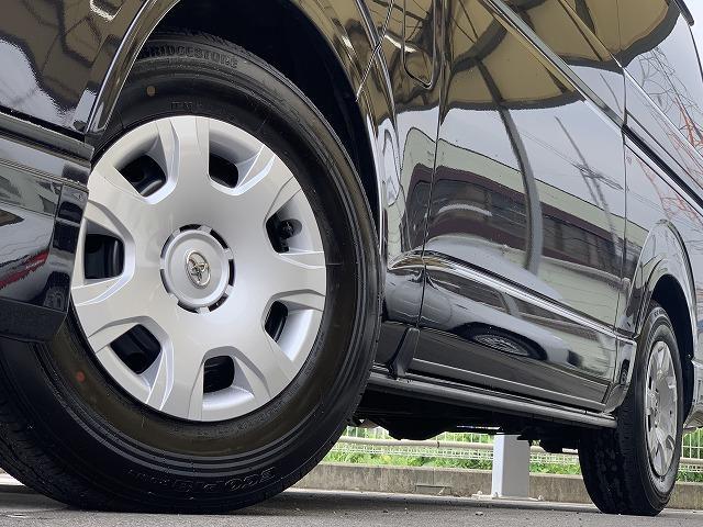 スーパーGL ダークプライム 純正SDナビ フルセグ バックカメラ Wエアバック ハーフレザー&アルカンターラ ウッド調コンビハンドル&パネル モデリスタフロントリップ 4WD(52枚目)