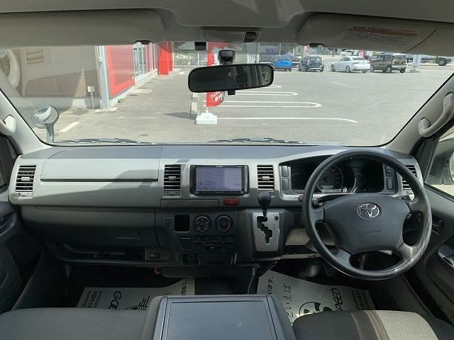 DX GLパッケージ 社外ナビ グリルガード マッドスターマッドテレンタイヤ インナーブラックヘッド ETC車載器 アゲカスタム(3枚目)