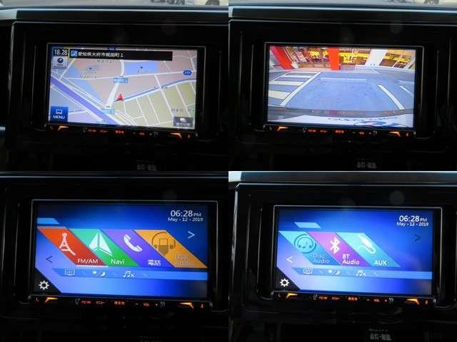 2.5X 両側PS 純正アルミ バックカメラ ETC(10枚目)