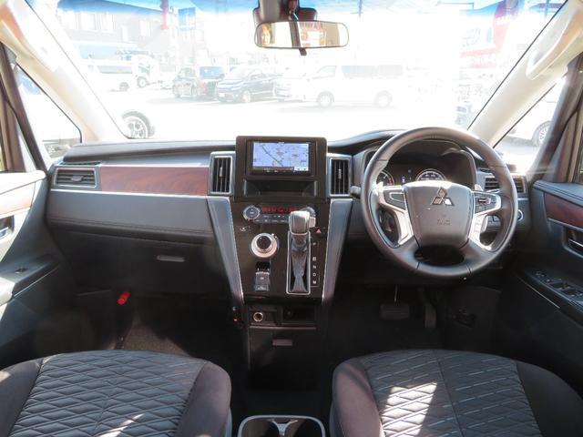 G ディーゼルターボ 4WD 両側パワスラ 社外ナビ ETC(13枚目)