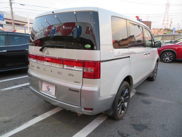 「三菱」「デリカD:5」「ミニバン・ワンボックス」「愛知県」の中古車16