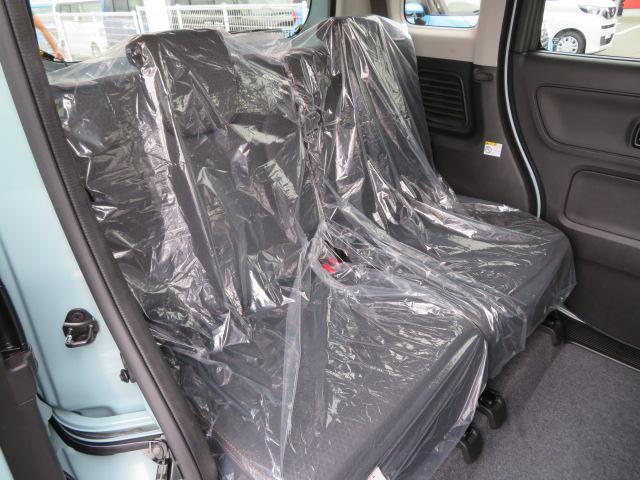 ハイブリッドXZ 届出済未使用車 両PS スマアシ シートヒーター ソナー スマートキー LEDヘッド(6枚目)