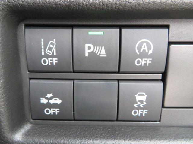 ハイブリッドX 届け出済み未使用車 クリアランスソナー 衝突軽減 スマートキー レーンキープ アイドリングストップ(4枚目)