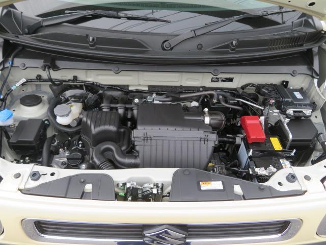 ハイブリッドX 届け出済み未使用車 クリアランスソナー 衝突軽減 スマートキー レーンキープ アイドリングストップ(18枚目)