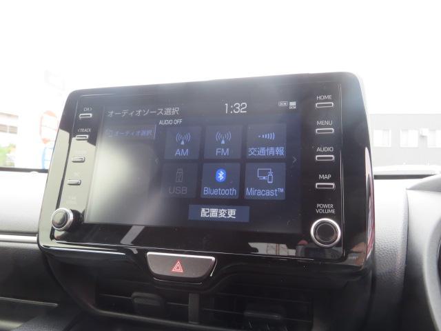 G 新車未登録 オーディオディスプレイ セーフティセンス オートハイビーム スマートキー Bluetooth(4枚目)
