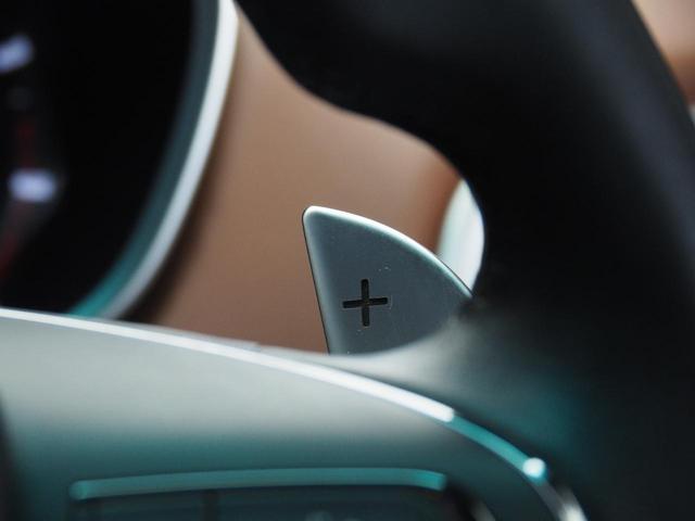 S サンルーフ 20インチウラーノホイール ヴェンチレーション エバーノウッドトリム ラミネートガラス レッドブレーキキャリパー フルナチュラルレザー パドルシフト(22枚目)