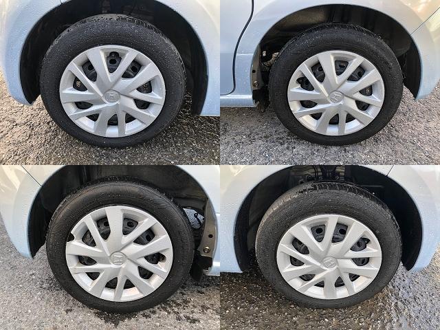 新品タイヤやスタッドレスタイヤをご希望の方は、お知らせ下さい。車種に合わせたサイズをお調べしてご提案させて頂きます。かっこいいアルミを付けたい方も大歓迎ですよ!