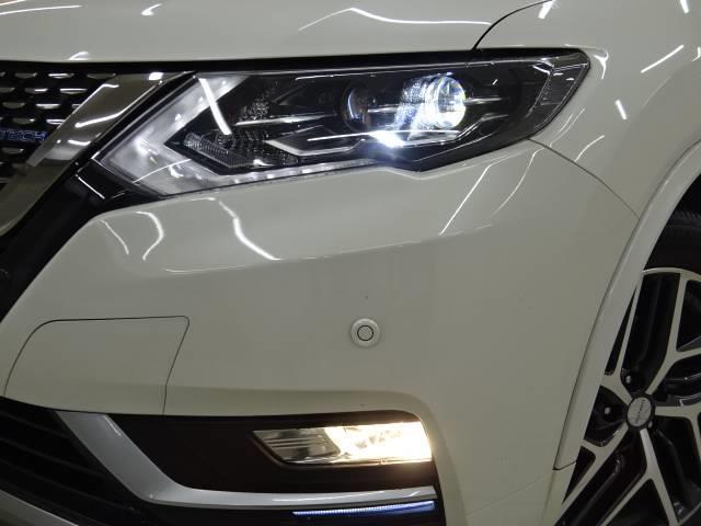 オーテック ハイブリッド iパッケージ 特別仕様 パートタイム式4WD ダウンヒルアシスト サンルーフ プロパイロット シートヒーター SDナビ地デジ 全周囲カメラ ETC LEDヘッドライト デジタルミラー ルーフレール(19枚目)