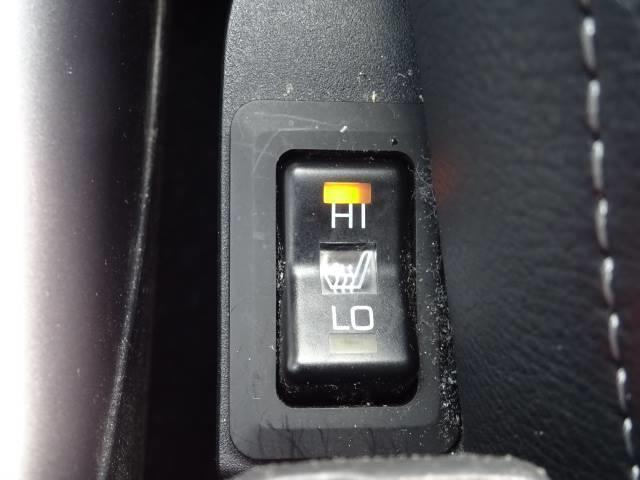 Gリミテッドエディション 4WD ブラックレザーシート 純正HDDナビ バックモニター サイドバイザー シートヒーター パドルシフト ロックフォードサウンドシステム(9枚目)