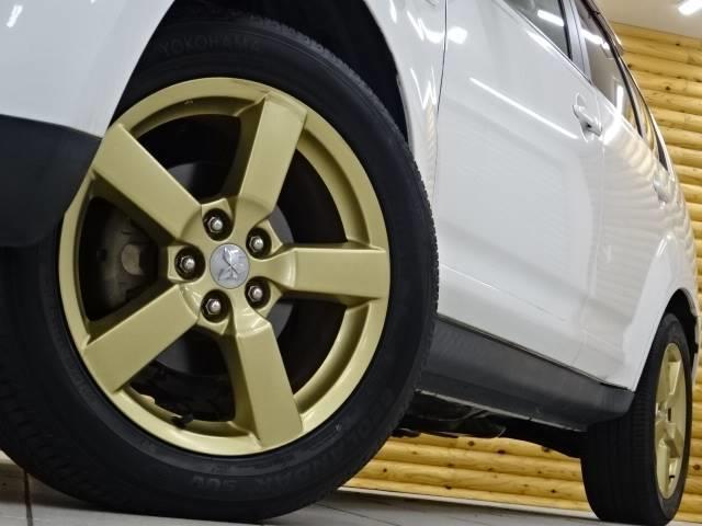 Gリミテッドエディション 4WD ブラックレザーシート 純正HDDナビ バックモニター サイドバイザー シートヒーター パドルシフト ロックフォードサウンドシステム(20枚目)