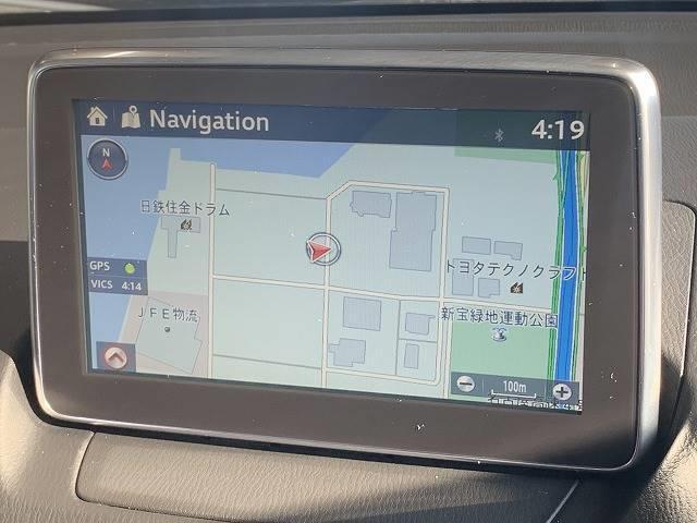 XD Touring コネクトナビ バックモニター BOSEサラウンド マツダスピードエアロ LEDヘッドライト 純正AW クルーズコントロール ヘッドアップディスプレイ bluetooth(3枚目)