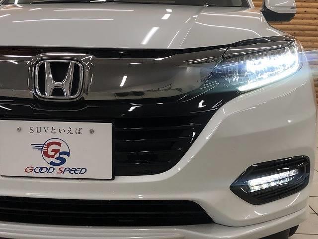 HYBRID Z Honda SENSING 4WD ホンダ純正9型ナビ 衝突軽減ブレーキ レーンキープ ETC Bカメラ LED ハーフレザーシート シートヒーター 純正AW(19枚目)