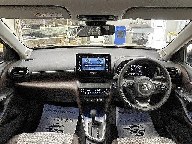 HYBRID Z 新車未登録 ステアリングヒーター ブラインドスポット パノラミックビュー LED シートヒーター bluetooth レーダークルーズコントロール 純正AW スマートキー(3枚目)