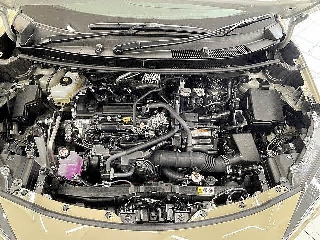 HYBRID Z 新車未登録 ステアリングヒーター ブラインドスポット パノラミックビュー LED シートヒーター bluetooth レーダークルーズコントロール 純正AW スマートキー(18枚目)
