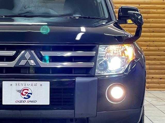 ロング EXCEED-X HDDナビ バックカメラ クルーズコントロール ETC パワーシート サンルーフ 4WD シートヒーター フォグランプ HIDヘッドライト(16枚目)