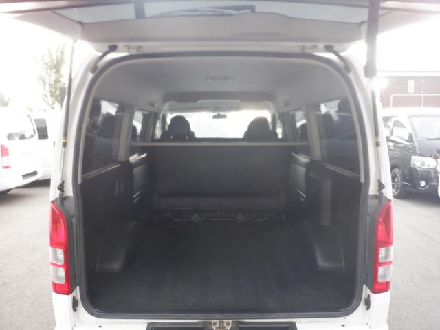 ロングワイドスーパーGL SD地デジナビ/ETC車載器/Wエアバッグ/レザー調シートカバー/17inアルミ/ディスチャージヘッドライト/モデリスタフロントスポイラー/サイドバイザー/キーレスエントリー(20枚目)