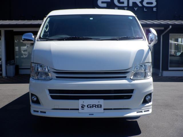 ロングワイドスーパーGL SD地デジナビ/ETC車載器/Wエアバッグ/レザー調シートカバー/17inアルミ/ディスチャージヘッドライト/モデリスタフロントスポイラー/サイドバイザー/キーレスエントリー(21枚目)