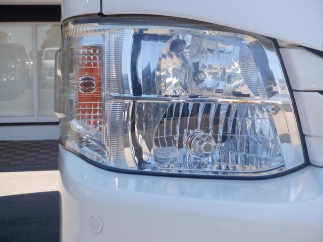 ロングワイドスーパーGL SD地デジナビ/ETC車載器/Wエアバッグ/レザー調シートカバー/17inアルミ/ディスチャージヘッドライト/モデリスタフロントスポイラー/サイドバイザー/キーレスエントリー(25枚目)