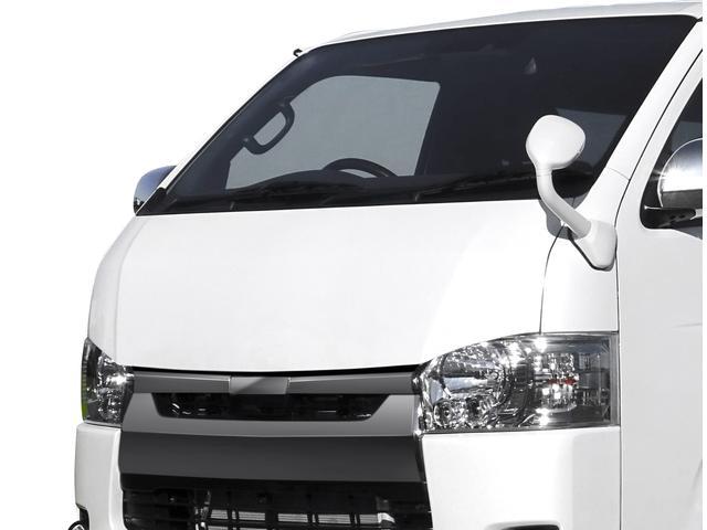ロングワイドスーパーGL SD地デジナビ/ETC車載器/Wエアバッグ/レザー調シートカバー/17inアルミ/ディスチャージヘッドライト/モデリスタフロントスポイラー/サイドバイザー/キーレスエントリー(62枚目)