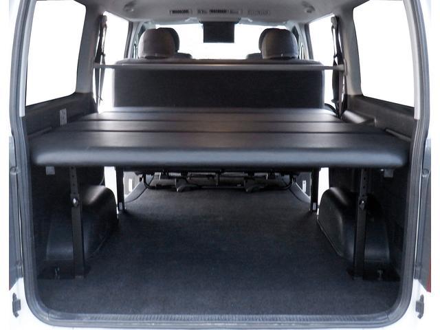 ロングワイドスーパーGL SD地デジナビ/ETC車載器/Wエアバッグ/レザー調シートカバー/17inアルミ/ディスチャージヘッドライト/モデリスタフロントスポイラー/サイドバイザー/キーレスエントリー(65枚目)
