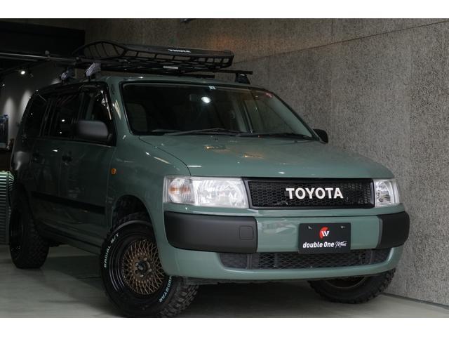 「トヨタ」「プロボックスワゴン」「ステーションワゴン」「岐阜県」の中古車7