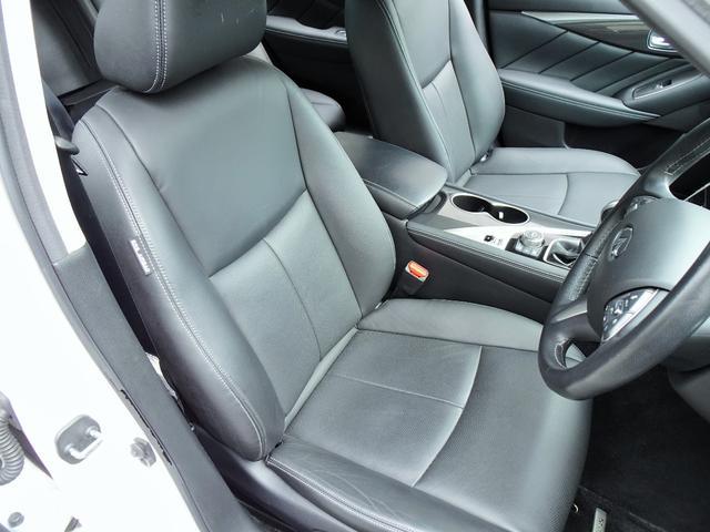 350GT ハイブリッド タイプP 黒革ヒーター付シート 新品WORKジーストST3トランスグレーポリッシュ20インチホイール&タイヤ 新品ブリッツ車高調(24枚目)