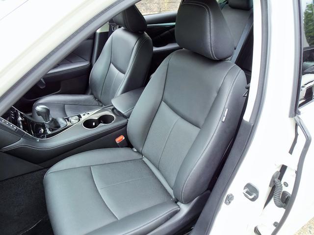350GT ハイブリッド タイプP 黒革ヒーター付シート 新品WORKジーストST3トランスグレーポリッシュ20インチホイール&タイヤ 新品ブリッツ車高調(25枚目)