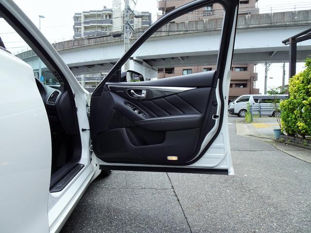 350GT ハイブリッド タイプP 黒革ヒーター付シート 新品WORKジーストST3トランスグレーポリッシュ20インチホイール&タイヤ 新品ブリッツ車高調(28枚目)