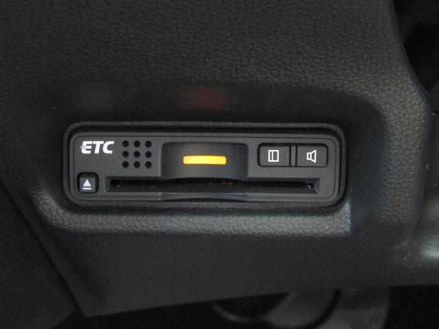 ETC車載器が付いていますので、料金所で止まることなく楽々通過できます♪
