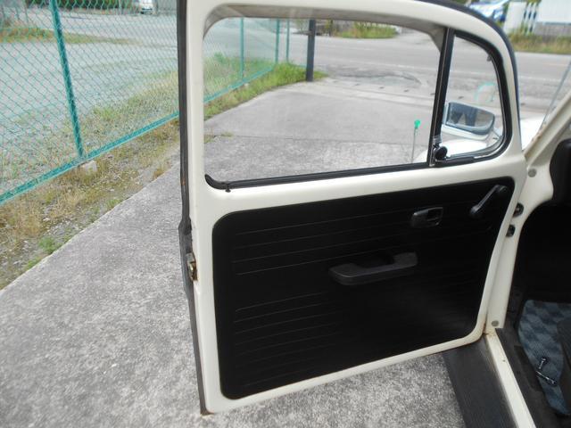 「フォルクスワーゲン」「ビートル」「クーペ」「三重県」の中古車10