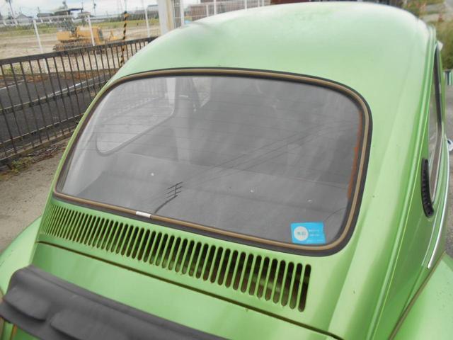「フォルクスワーゲン」「ビートル」「クーペ」「三重県」の中古車12