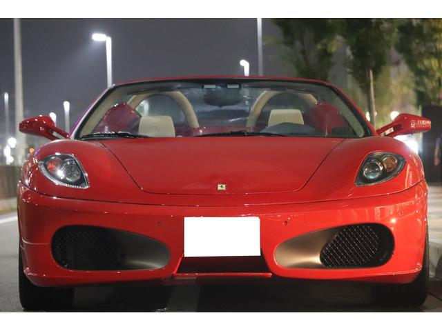 F1 走行8000キロ台/屋内保管/フェラーリバック&工具/燃料ポンプ左右交換済/イエローレブカウンター/社外HDDナビ/バックカメラ/HYPER FORGED20in/カーボンインテリア/可変バルブ(9枚目)