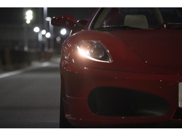 F1 走行8000キロ台/屋内保管/フェラーリバック&工具/燃料ポンプ左右交換済/イエローレブカウンター/社外HDDナビ/バックカメラ/HYPER FORGED20in/カーボンインテリア/可変バルブ(10枚目)