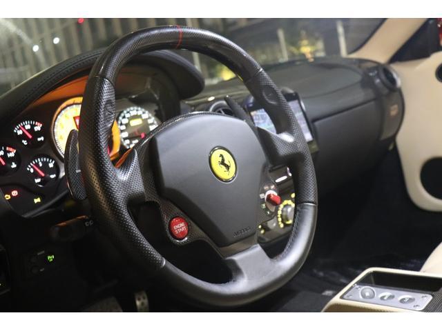 F1 走行8000キロ台/屋内保管/フェラーリバック&工具/燃料ポンプ左右交換済/イエローレブカウンター/社外HDDナビ/バックカメラ/HYPER FORGED20in/カーボンインテリア/可変バルブ(14枚目)
