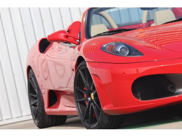 F1 走行8000キロ台/屋内保管/フェラーリバック&工具/燃料ポンプ左右交換済/イエローレブカウンター/社外HDDナビ/バックカメラ/HYPER FORGED20in/カーボンインテリア/可変バルブ(30枚目)